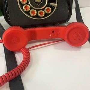 Betsey Johnson Bags - Betsey Johnson Phone Call Me Kitsch Crossbody Bag